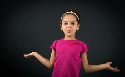 At what age do kids recognise fairness?