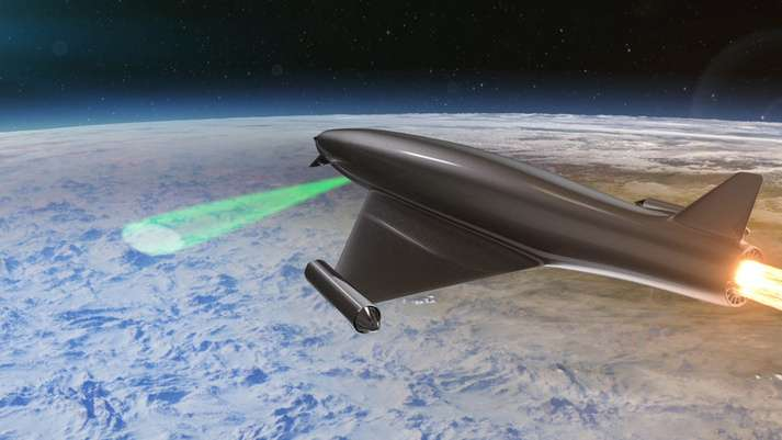 BAE Systems looks at Laser Developed Atmospheric Lens concept for battlefield commanders