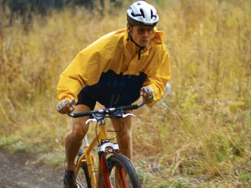 Bike fanatics shouldn't worry about effects on sexual health