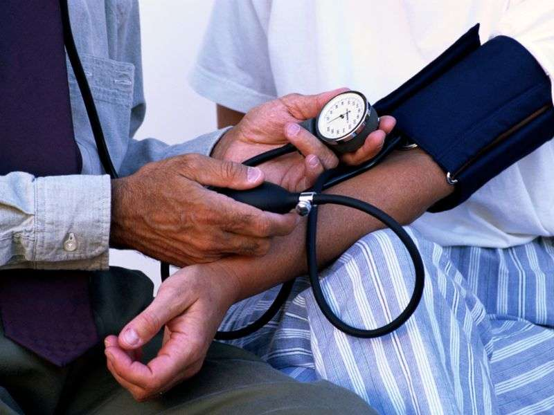 Blood pressure: know your numbers