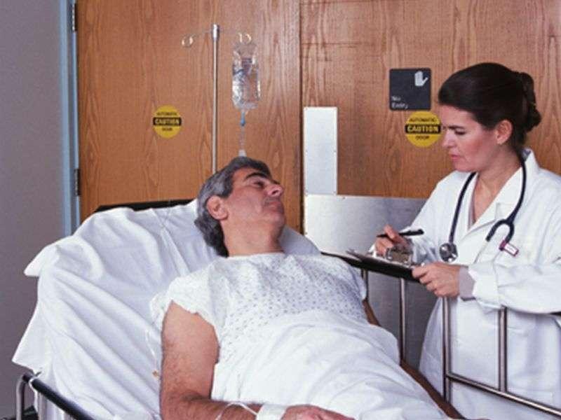Blood vessel-clearing procedure riskier on weekends: study