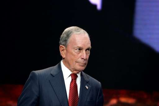 Bloomberg LP CEO Michael Bloomberg is considered by Forbes magazine the eighth richest person in the world
