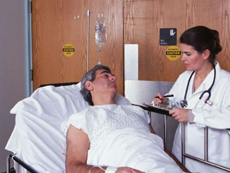 Bundled payment initiative doesn't cut readmission in COPD