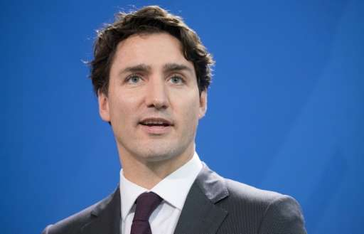 Canadian PM Justin Trudeau said the government would spend $30 million on a new artificial intelligence research center in Toron