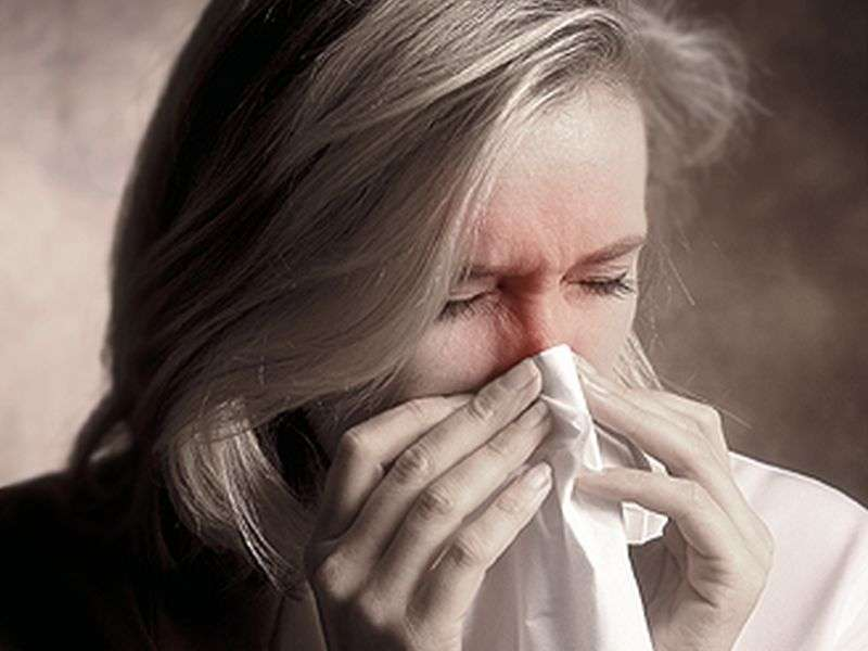 Capsaicin nasal spray effective for mixed rhinitis patients