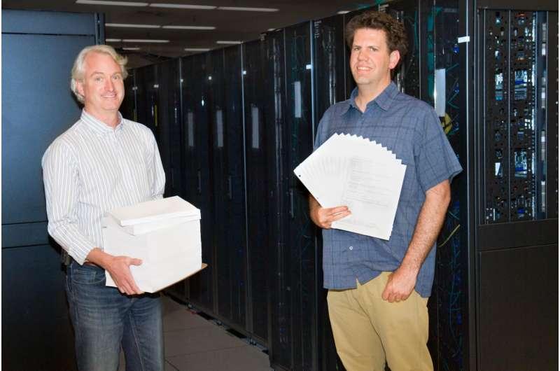 'Charliecloud' simplifies Big Data supercomputing
