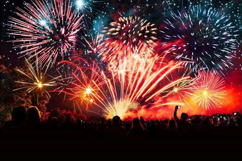 Chemist explains the science behind fireworks