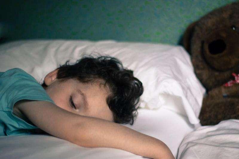 Childhood sleep apnoea is common but hard to diagnose