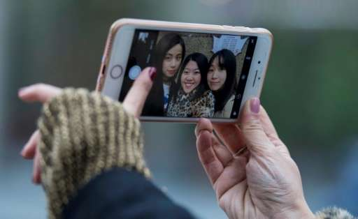 China has a world-leading 700 million mobile-Internet users, vast numbers of whom use apps to fuss over their digital appearance