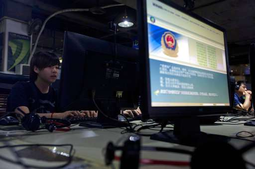 China's ever-tighter web controls jolt companies, scientists