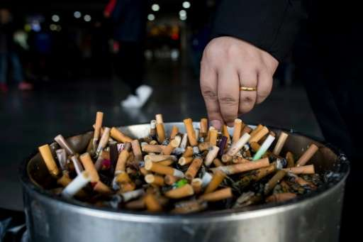 Cigarette butts and other tobacco waste are the largest source of individual pieces of litter across the globe, according to the