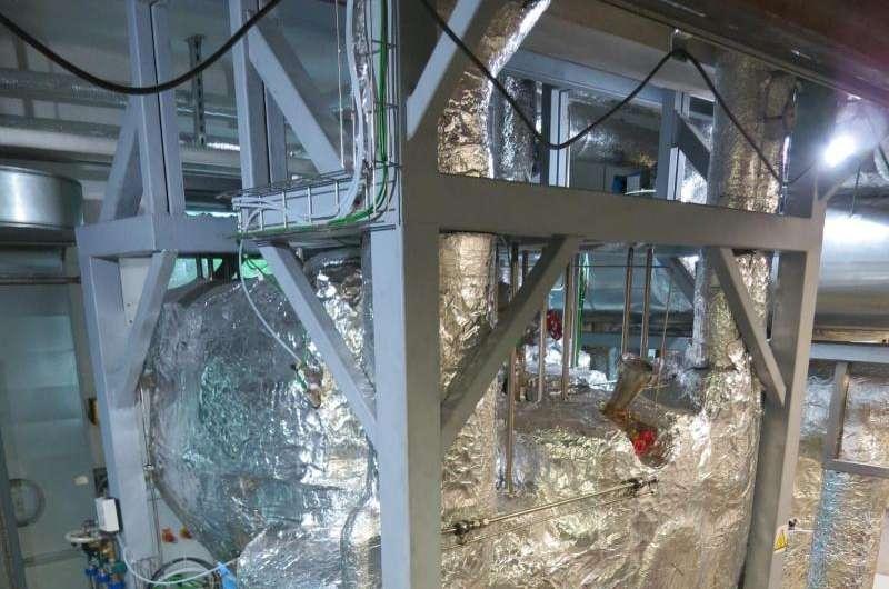 CO2-neutral hydrogen from biomass