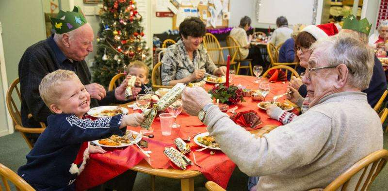 Combining daycare for children and elderly people benefits allgenerations