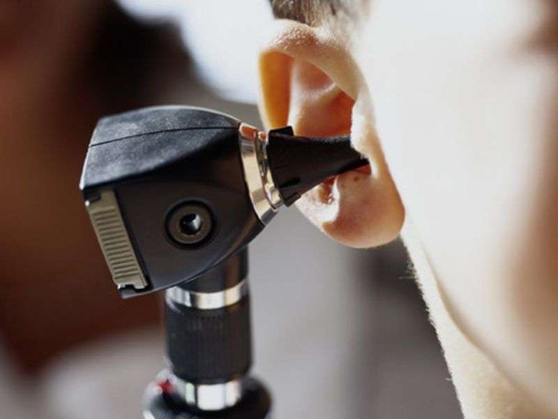Common post-op ear drops tied to eardrum perforations in kids