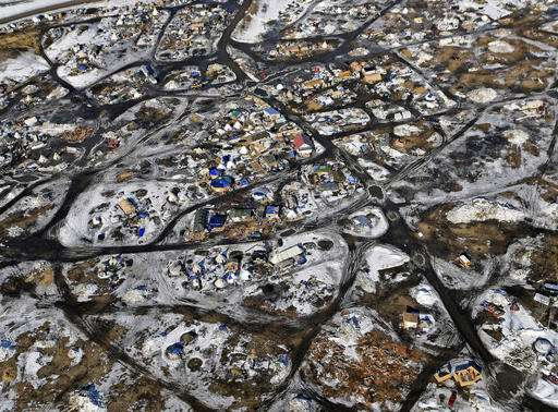 Corps to accelerate cleanup at oil pipeline protest camp