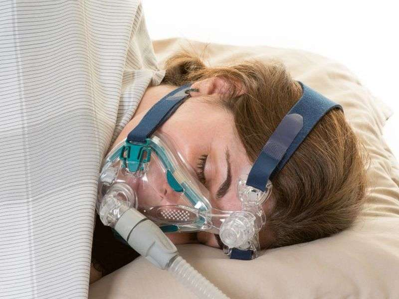 CPAP doesn't alter renal function in coexisting OSA, CVD