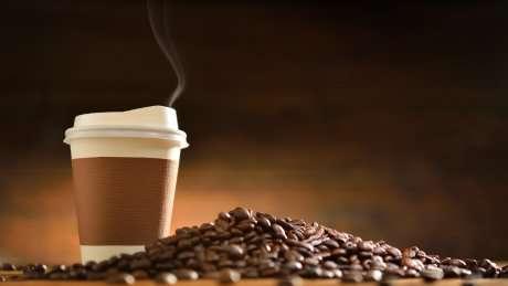 Curbing coffee cup usage