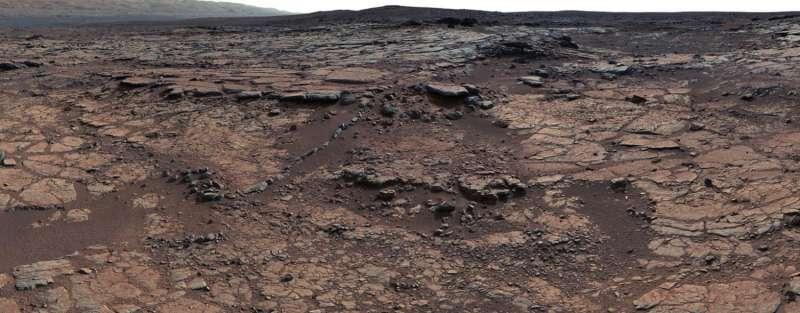 Curiosity rover sharpens paradox of ancient mars