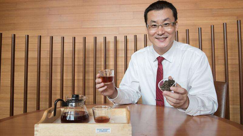 Daily consumption of tea protects the elderly from cognitive decline