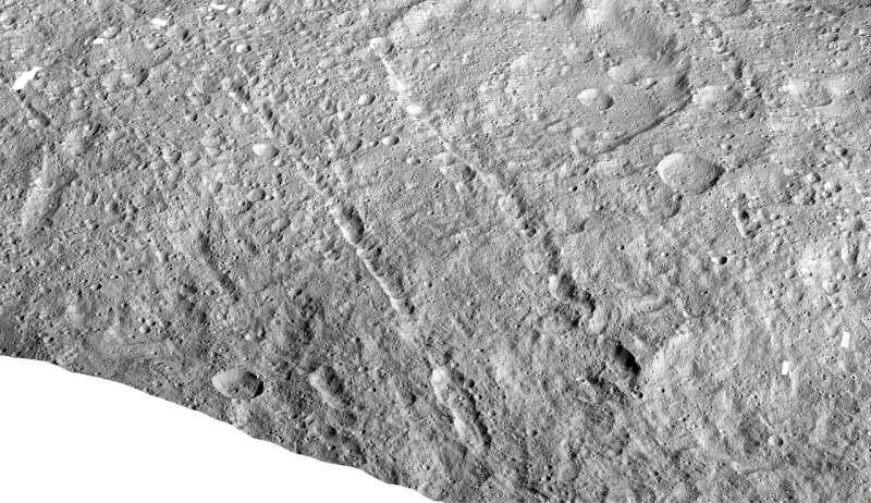 Dawn Explores Ceres' Interior Evolution