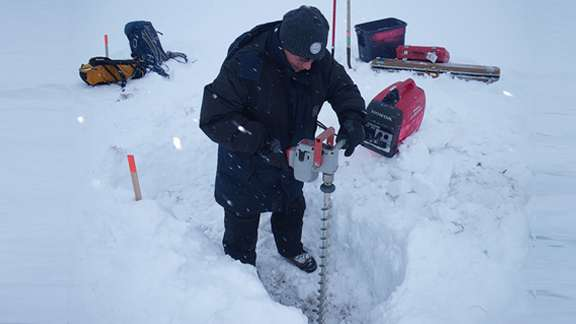 Defrosting the world's freezer—thawing permafrost