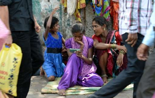 Despite regulatory and technical obstacles, India's mobile internet market has huge growth potential with hundreds of millions e