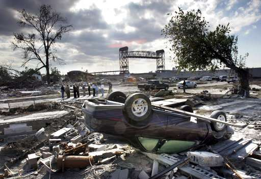 Disastrous US hurricanes since 2000. Could Harvey top them?