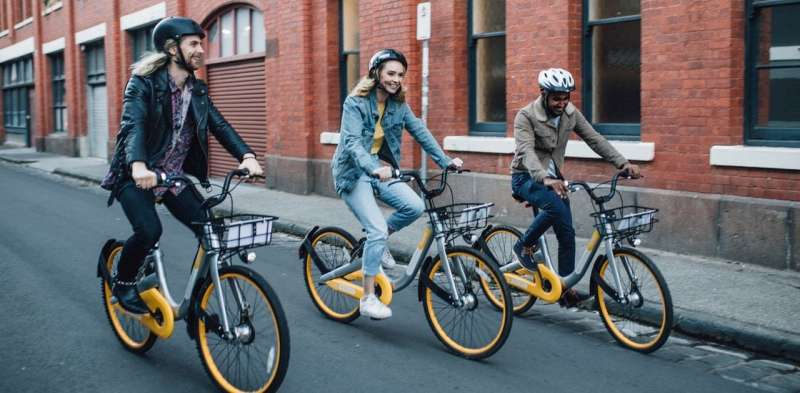 Dockless bike sharing looms as the next disruptor – if key concerns are fixed
