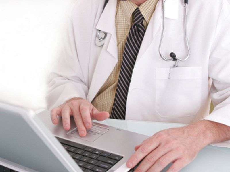 Doctors urged to take care with electronic communications