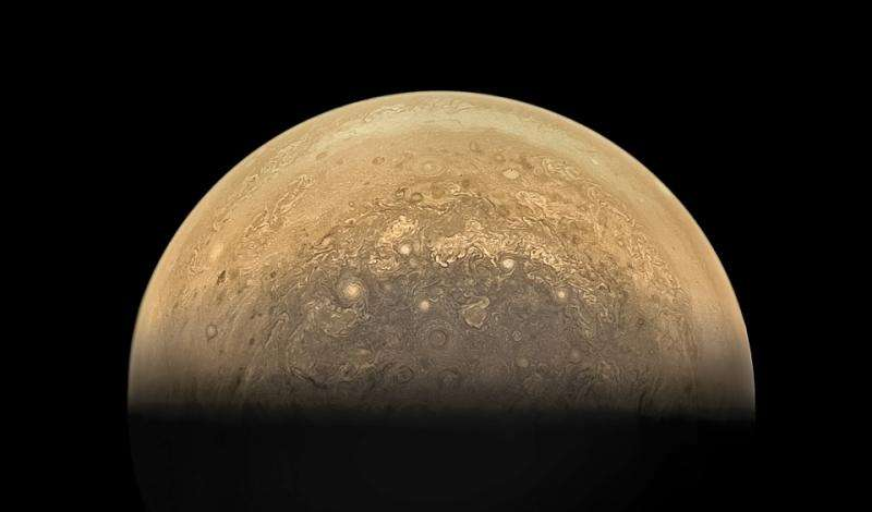 Does Jupiter have a solid core?