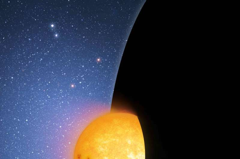 Do stars fall quietly into black holes, or crash into something utterly unknown?