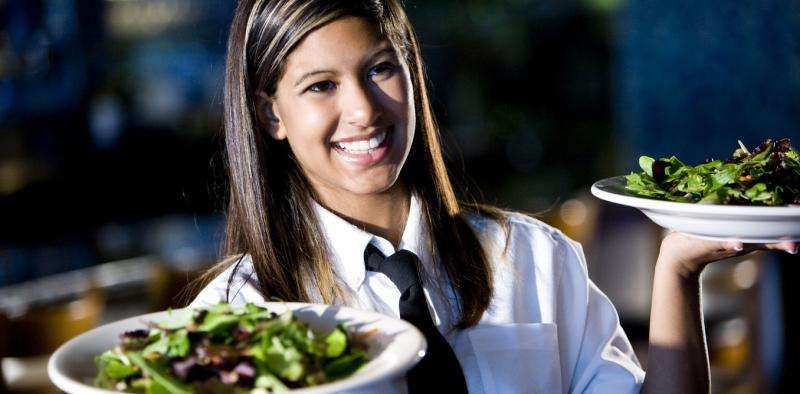 Do you expect service with a smile? There's a dark side to putting on a happy face