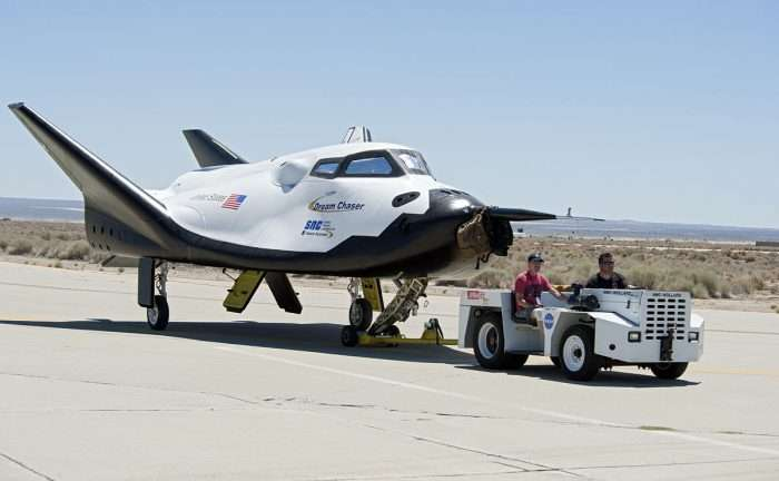 Dream Chaser spacecraft may be used for Hubble repair mission