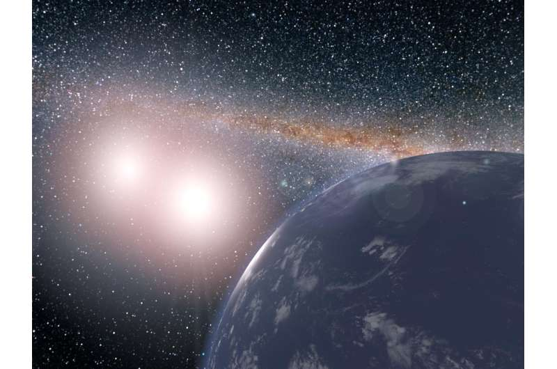 Earth-sized 'Tatooine' planets could be habitable