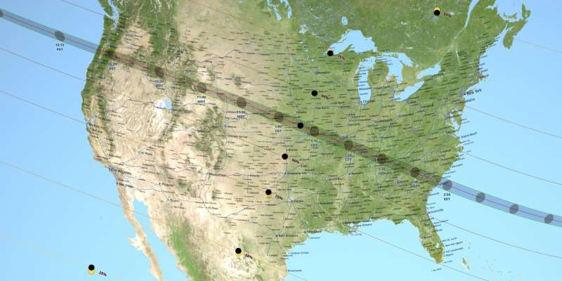 Eclipse 2017: NASA supports a unique opportunity for science in the shadow