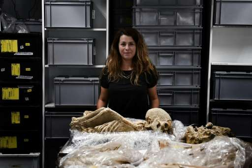 Eleanna Prevedorou is a bioarchaeological researcher on the project, which will see high-tech methods deployed akin to those see