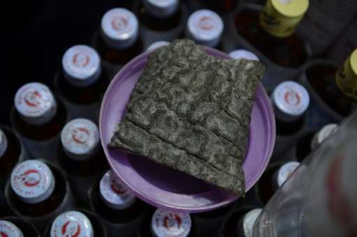 Elephant skin has become one of the latest animal products to be touted by some as having medical properties