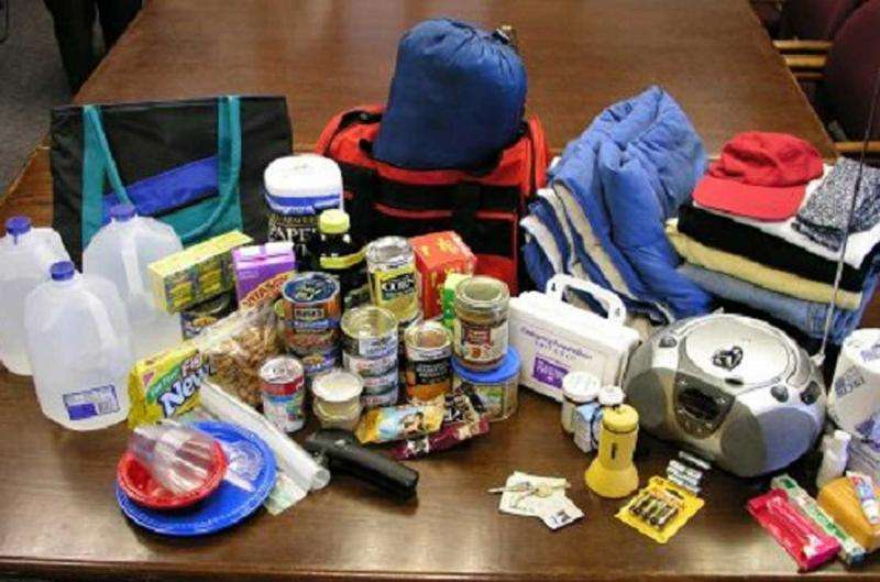 Emergency preparedness only for the privileged