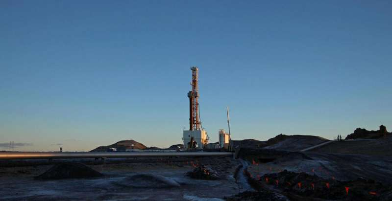 Engineers drill world's hottest well hoping for clean energy eruption