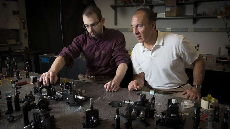 Engineers take laser pulses into new dimensions