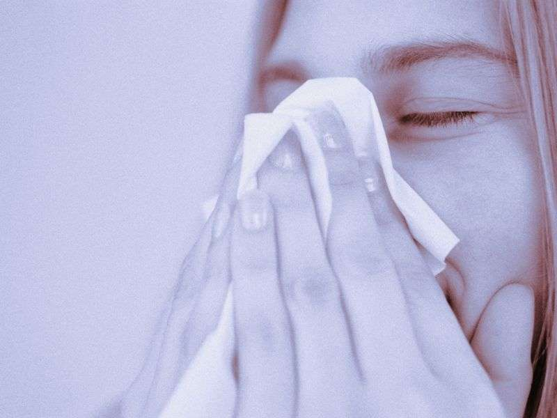 Epigenetic markers correlate with allergic rhinitis severity