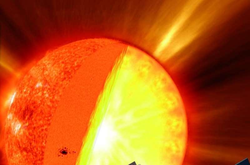 ESA, NASA's SOHO reveals rapidly rotating solar core