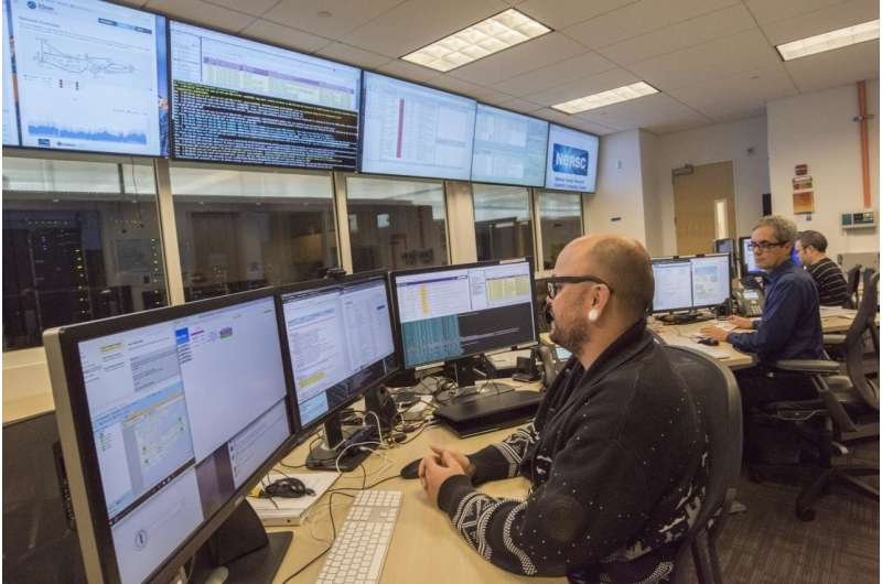 ESnet's Petascale DTN project speeds up data transfers between leading HPC centers