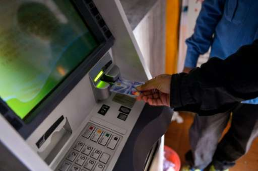 Europol says criminal malware used to access ATM machines through the banks' networks has 'evolved significantly'