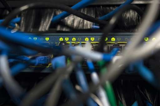 """Europol says more than 200,000 computers around the world were affected over the weekend in what it describes as """"an unprec"""