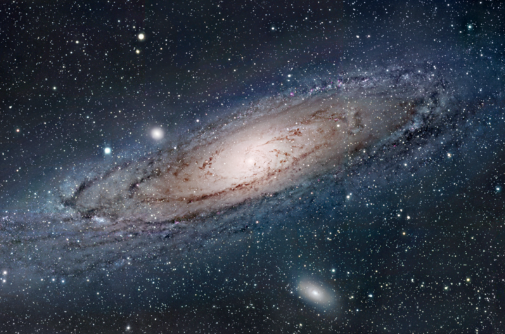Evidence of impacts that structured the Milky Way galaxy