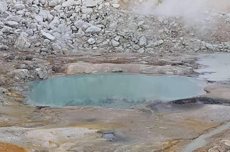 Evidence suggests life on Earth started after meteorites splashed into warm little ponds