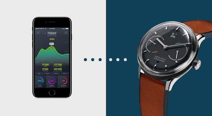 Exercise-coach watch has self-charging battery system