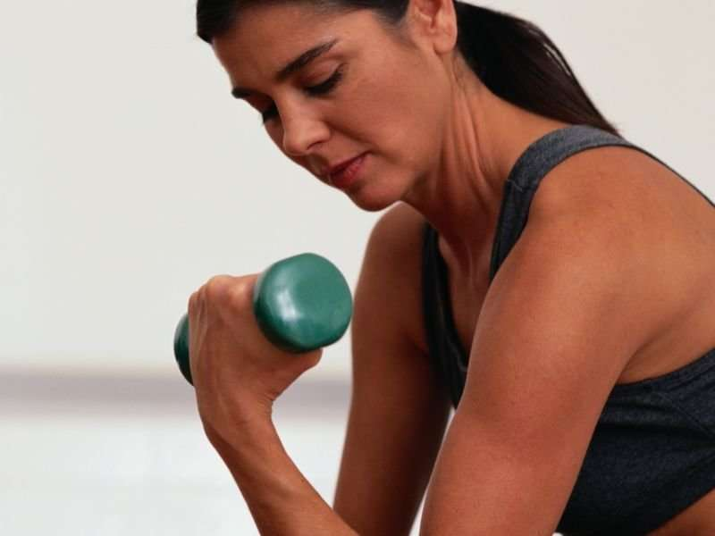 Exercise reduces sleep problems in breast cancer survivors