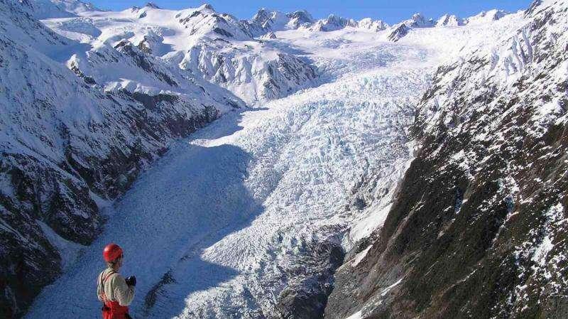 Explaining New Zealand's unusual growing glaciers